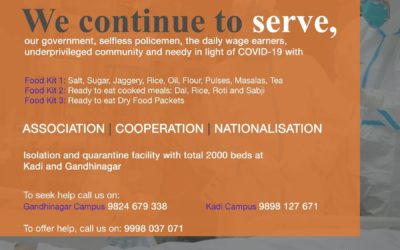 Our Help towards COVID19